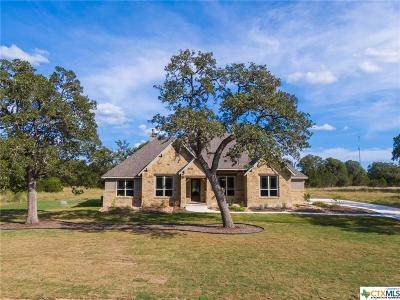 Comal County Single Family Home For Sale: 479 Curvatura