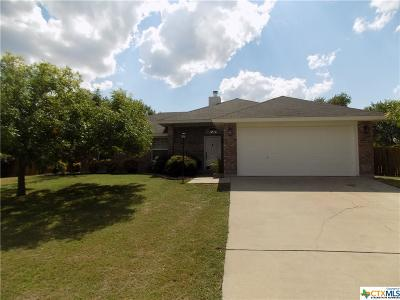Kempner TX Single Family Home For Sale: $183,000
