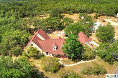 Comal County Single Family Home For Sale: 5018 Creekwood Pass