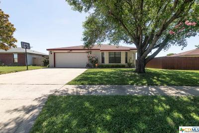 Killeen Single Family Home For Sale: 2812 Cinco Drive