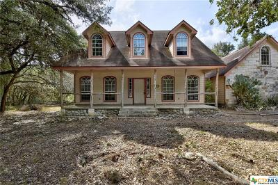 San Marcos Single Family Home For Sale: 200 Woodlands Trail