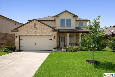 Temple Single Family Home For Sale: 6310 Ambrose Circle