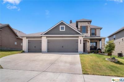 Killeen Single Family Home For Sale: 3602 Addison Street