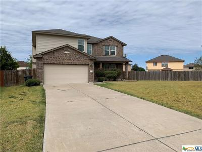 Killeen Single Family Home For Sale: 4307 Jack Barnes Avenue