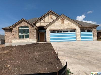 Belton Single Family Home For Sale: 5610 Shire Drive