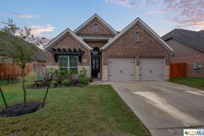 Seguin Single Family Home For Sale: 2920 Coral Way