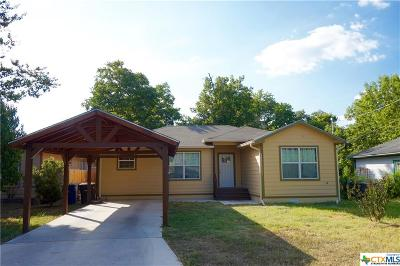New Braunfels Single Family Home For Sale: 1886 W Mill Street