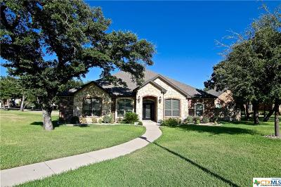 Temple, Belton Single Family Home For Sale: 1600 Sandbar Circle
