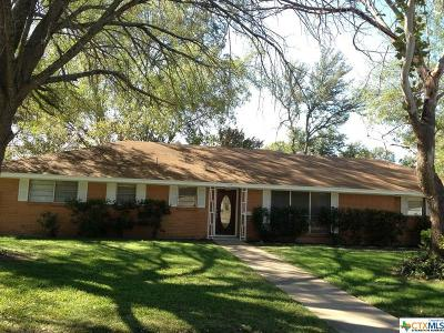 Temple Single Family Home For Sale: 17 W Upshaw Avenue