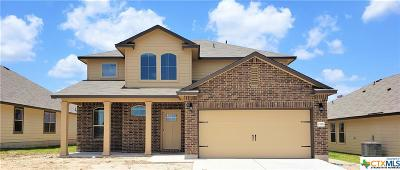 Copperas Cove Single Family Home For Sale: 2528 Pintail Loop