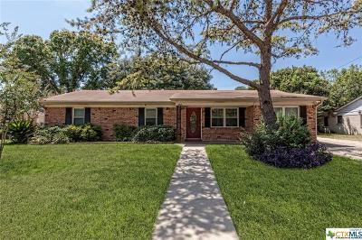 Belton Single Family Home For Sale: 2102 Downing Street