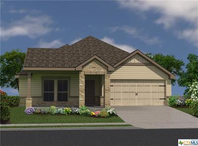 Copperas Cove Single Family Home For Sale: 2515 Pintail Loop
