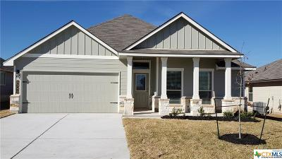 Copperas Cove Single Family Home For Sale: 2343 Wigeon Way