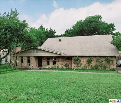 Harker Heights Single Family Home For Sale: 1802 Forest Hills Drive