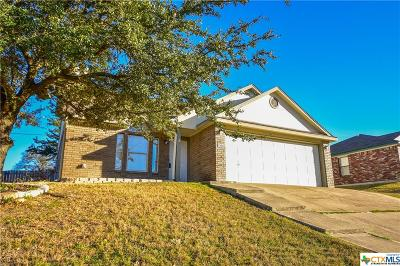Copperas Cove Single Family Home For Sale: 1503 Joe Morse Drive