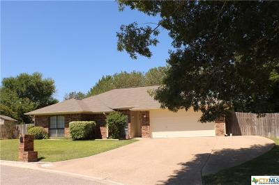 Harker Heights Single Family Home For Sale: 1712 Fox Trail