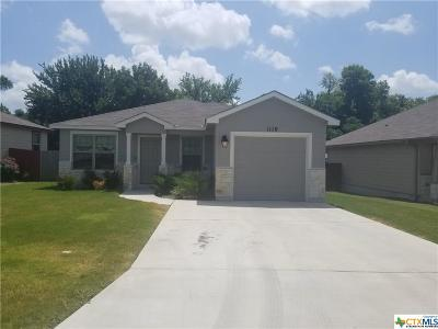 Temple, Belton Single Family Home For Sale: 1119 Allegiance Bend