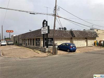 Killeen Commercial For Sale: 808 N 4th Street