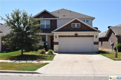 Killeen Single Family Home For Sale: 3400 Rusack Drive