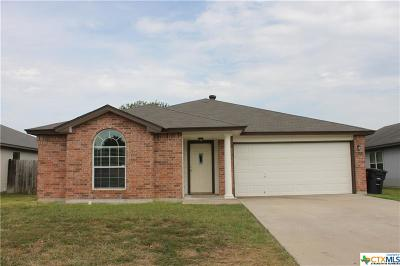 Killeen Single Family Home For Sale: 1510 Quarry Drive