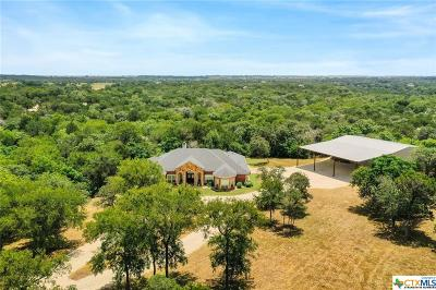 Moody Single Family Home For Sale: 214 Lonesome Dove