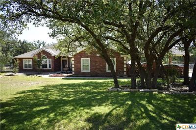 Lampasas Single Family Home For Sale: 325 Sunrise Hills
