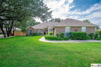 Belton Single Family Home For Sale: 137 Spring Meadow Lane