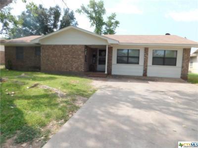 Gatesville TX Single Family Home For Sale: $124,900