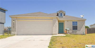 Killeen Single Family Home For Sale: 3207 Fry Court