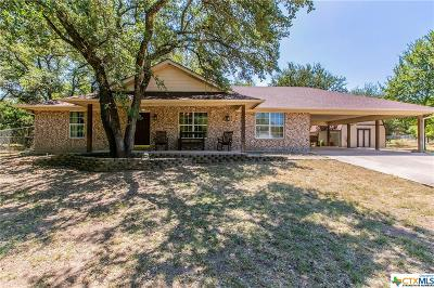 Belton Single Family Home For Sale: 9 S Red Squirrel Court