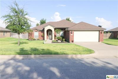 Belton Single Family Home For Sale: 1405 Loving Trail