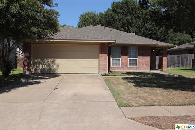 Cedar Park Single Family Home For Sale: 1804 Ascot Lane