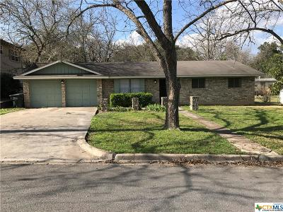 San Marcos Single Family Home For Sale: 508 Franklin Drive