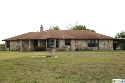 Bell County Single Family Home For Sale: 16885 State Highway 317