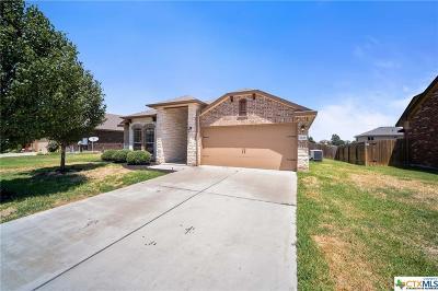Killeen Single Family Home For Sale: 6606 Golden Oak Lane