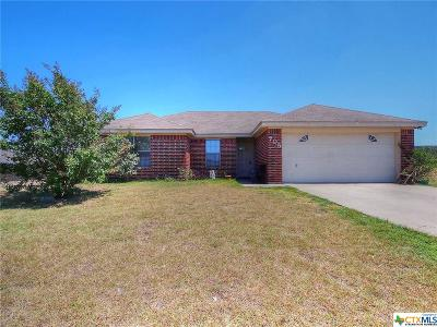 Harker Heights Single Family Home For Sale: 705 Jorgette Drive