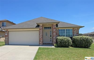 Killeen Single Family Home For Sale: 5014 Allegany Drive