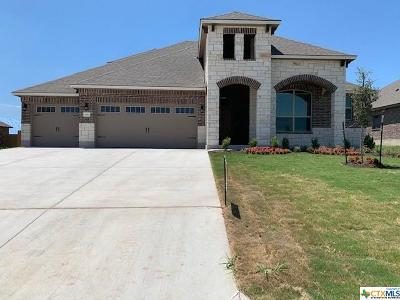 Belton Single Family Home For Sale: 5530 Shire Dr Drive