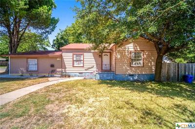 Killeen Single Family Home For Sale: 807 Nolan Avenue
