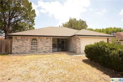 Killeen Single Family Home For Sale: 2602 Lazy Ridge Drive