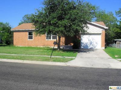 Copperas Cove Single Family Home For Sale: 706 S 15th Street