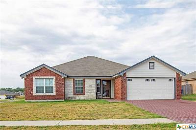 Copperas Cove Single Family Home For Sale: 2907 Starlight Drive