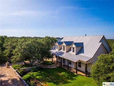 New Braunfels Single Family Home For Sale: 385 Lone Creek Circle