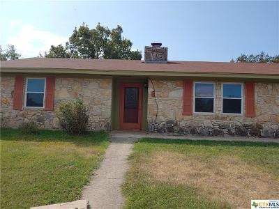 Lampasas Single Family Home For Sale: 8 Chris Street