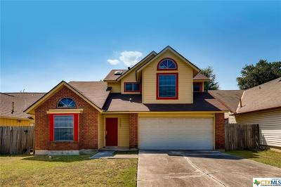 Single Family Home For Sale: 8207 Middle Point