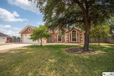 Killeen Single Family Home For Sale: 5604 Upper Ridge Court