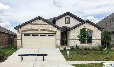 San Marcos Single Family Home For Sale: 208 Durata