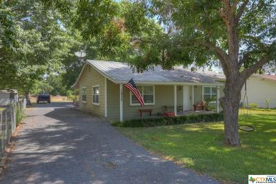 McQueeney Single Family Home For Sale: 236 Old San Antonio Road