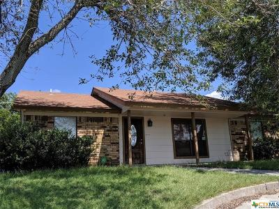 Copperas Cove Single Family Home For Sale: 102 Saddle Drive