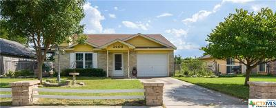 Killeen Single Family Home For Sale: 2606 Taft Street